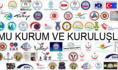 İŞKUR'dan yeni kamu iş ilanları duyurusu! 68 resmi kuruma 850 personel alımı yapacak!