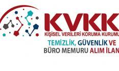 KVKK personel alımı iş başvuruları 15 Kasım'da sona eriyor!