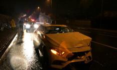 MHP İl Başkanı Serkan Tok trafik kazası geçirdi!