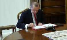 Cumhurbaşkanı Erdoğan imzasıyla Resmi Gazete'de atamalar yayımlandı!