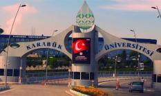Karabük Üniversitesi lise mezunu 6 temizlik personeli alımı yapacak!