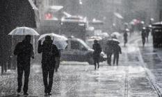 Meteoroloji'den uyarı! Kar ve yağış alarmı!
