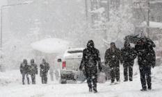 Meteorolojiden o illerde yaşayanlara kuvvetli kar yağışı uyarısı!