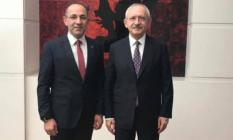 Son dakika: CHP'li Belediye Başkanı İbrahim Burak Oğuz FETÖ'den tutuklandı