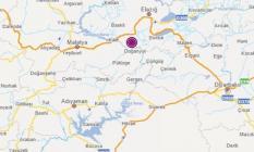 Son dakika deprem! Elazığ'da 4,9 büyüklüğünde deprem Malatya, Diyarbakır ve çevre illerden de hissedildi