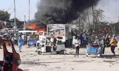 Son dakika! Somali'de yapılan bombalı saldırıda 2'si Türk 61 kişi hayatını kaybetti!