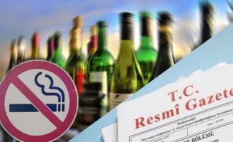 Tesis açmak isteyenlerin dikkatine: Alkol ve tütün üretime zam!