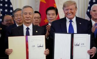ABD ve Çin arasındaki ticaret savaşı sona erdi!
