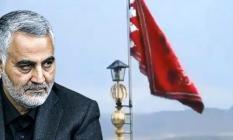 ABD İran savaşı mı başlıyor? İran savaş anlamına gelen kırmızı bayrağını astı