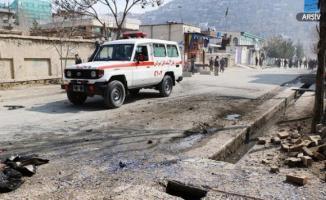 Afganistan'da peş peşe patlama! 2 ölü