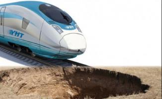 Ankara-İzmir yüksek hızlı tren projesi, yaşamsal önemde ciddi jeolojik riski ile karşı karşıyadır!