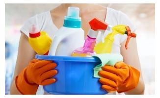 Bakanlık uyardı! Etiketsiz deterjan kullanmayın!