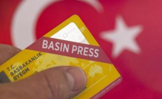 Basın kartı iptal edildi! Gazeteciler devletten açıklama bekliyor