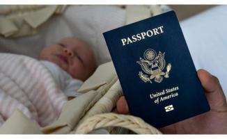 Beyaz Saray açıkladı! ABD artık doğum vizesi vermeyecek!