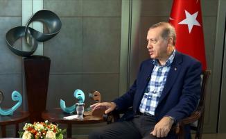 Cumhurbaşkanı Erdoğan yeni göç dalgası ile ilgili açıklama yaptı!