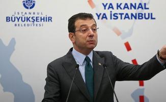 Ekrem İmamoğlu, Berat Albayrak'ın Kanal İstanbul ile ilgili açıklamalarına yanıt verdi!
