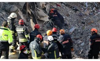 Elazığ depremi çalışmalarında sona gelindi: Ölü sayısı 41'e ulaştı!