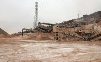 Hazır betonla dayanıklılıkları arttırılmış! Deprem bölgesinde inşaatlar durduruldu