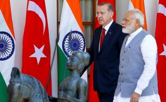 Hindistan ve Türkiye arasında ticari sınırlama!
