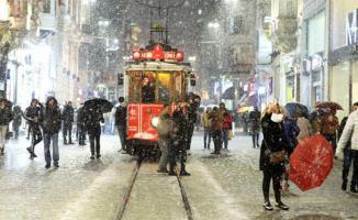 İBB'den istanbul için kar ve buzlanma alarmı!