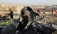 İran Açıkladı: Ukrayna Hava Yollarına ait uçağı yanlışlıkla vurduk!