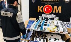 İzmir'de Şok Operasyon: Binlerce Liralık Gümrük Kaçağı Ürün Ele Geçirildi!