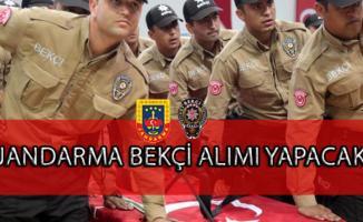 Jandarma Bekçi Alımı Yapacak!