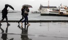 Meteorolojiden son dakika uyarısı!  İstanbul dikkat!
