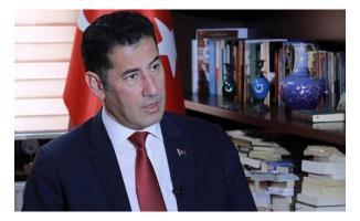 MHP'li eski vekil Erdoğan'a rakip olacağını açıkladı!