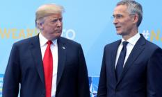 """Trump: """"NATO, Orta Doğu'da daha fazla rol üstlenmeli"""""""