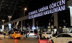 Sabiha Gökçen Havalimanı'nda uçuşlar başladı!