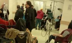 Samsun'un Bafra ilçesinde zehirlenme vakası! 29 işçi hastaneye kaldırıldı!