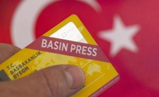 Sarı basın kartında son durum ne oldu?  İletişim Başkanı Fahrettin Altun açıkladı!