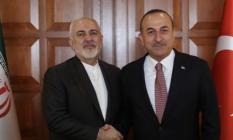 Son dakika: Mevlüt Çavuşoğlu İran Dışişleri Başkanı ile görüştü!