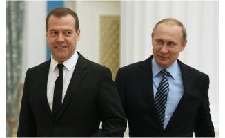 Son dakika: Rus hükümeti istifasını sundu!