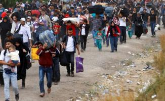 Son Dakika! 700 bin Suriyeli daha geliyor!