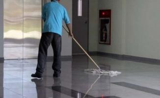 Üniversitede kadrolu olarak çalıştırılmak üzere temizlik personeli alımı yapılacak!