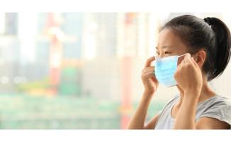 Virüs salgını sonrası tek kullanımlık maskelerde artış yaşandı!