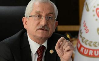 YSK Başkanı Güven: 'Oy zarfının kaldırılması gerekir!'
