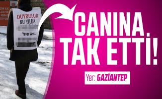 51 Yaşındaki Gaziantep'te animasyoncu Reşat Yaşar'dan ilginç tepki: Yeter artık!