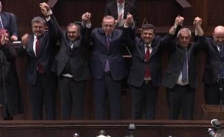 Ak Parti bünyesine 5 Belediye Başkanı dahil oldu!