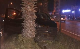 AKP Genel Başkan Yardımcısı ve eski Büyükşehir Belediye Başkanı trafik kazası geçirdi!