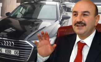 AKP'li belediye vergi ve sigorta prim ödemelerini yapamaz durumdayken, lüks araç alıyor!