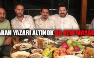 AKP'li Savcı Sayan'ın FETÖ'den tutuklu Baransu ile fotoğrafı gündem oldu
