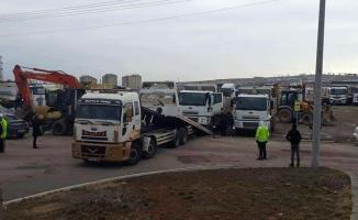 AKP'li Uşak Belediyesine alacaklı bir şirket tarafından haciz konuldu!