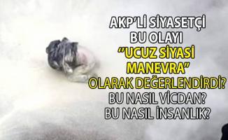 AKP'li Gökçen, Hatay Valiliği önünde kendini yakan baba için skandal bir paylaşımda bulundu!