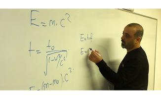 Balıkesirli Fizik Öğretmeni CERN'e Davet Edildi!