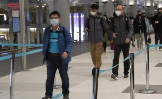 Ankara Esenboğa Havalimanında uçakta korona virüsü süphesiyle uçak acil iniş yaptı!