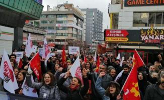 Ankara, İstanbul ve İzmir'de yüksek doğalgaz faturalarına karşı eylem yapıldı!