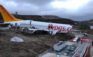 Bakanlık'tan Pegasus uçak kazasına dair açıklama!